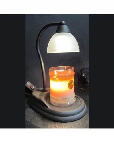 WARMER LAMPE