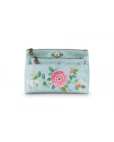 CPOCHETTE FLORAL ROSE GM