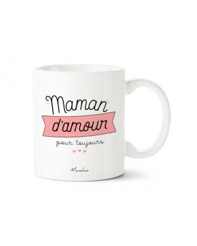 MAMAN D'AMOUR POUR TOUJOURS
