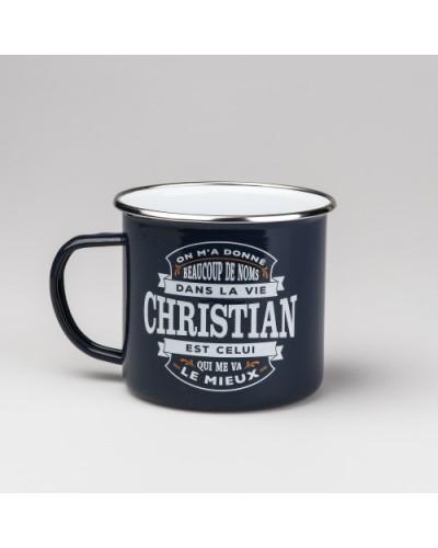TASSE CHRISTIAN