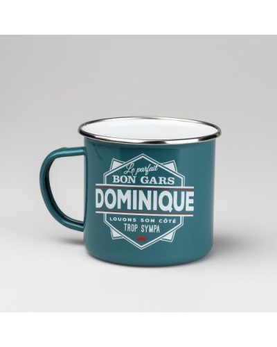 TASSE DOMINIQUE