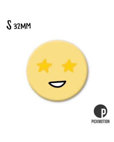 MAGNET SMILEY ETOILE