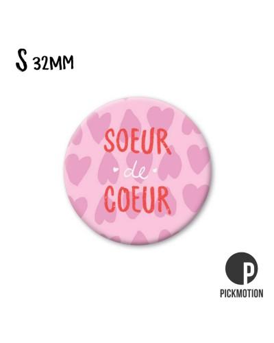 MAGNET SOEUR DE COEUR