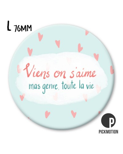 MAGNET VIENS ON S'AIME