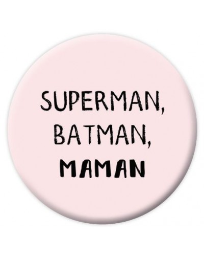 MAGNET SUPERMAN BATMAN MAMAN