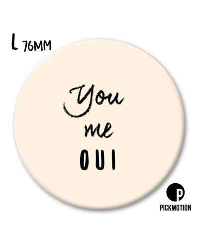 MAGNET YOU ME OUI