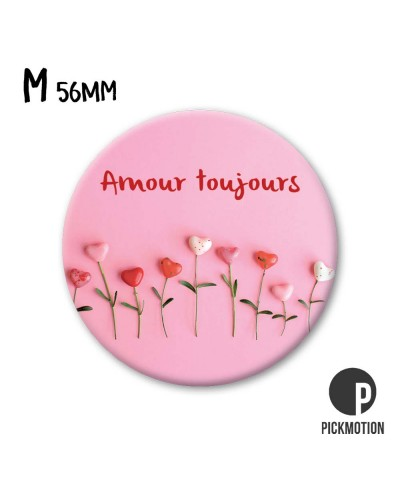 MAGNET L'AMOUR TOUJOURS
