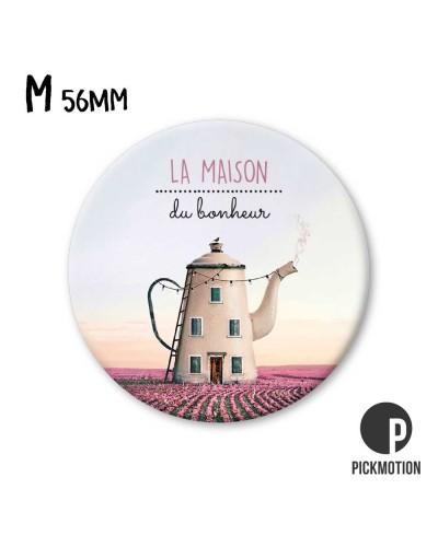 MAGNET LA MAISON DU BONHEUR