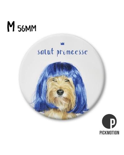 MAGNET SALUT PRINCESSE