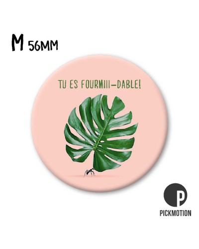 MAGNET TU ES FORMIIII-DABLE