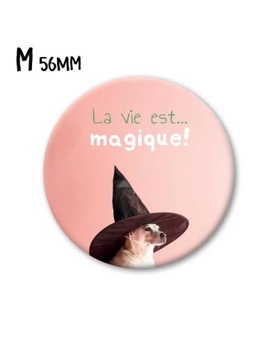 MAGNET LA VIE EST MAGIQUE