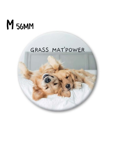 MAGNET GRASS MAT'POWER