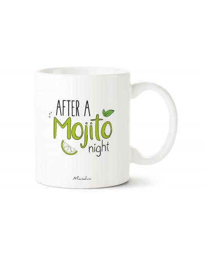 MUG AFTER A MOJITO NIGHT