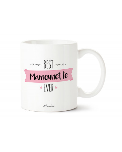 MUG BEST MAMOUNETTE EVER