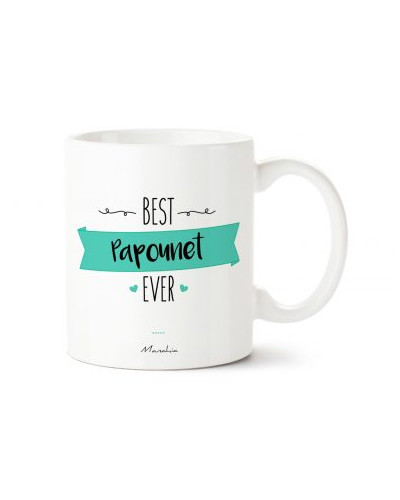 MUG BEST PAPOUNET EVER
