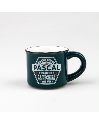 TASSE EXPRESSO PASCAL