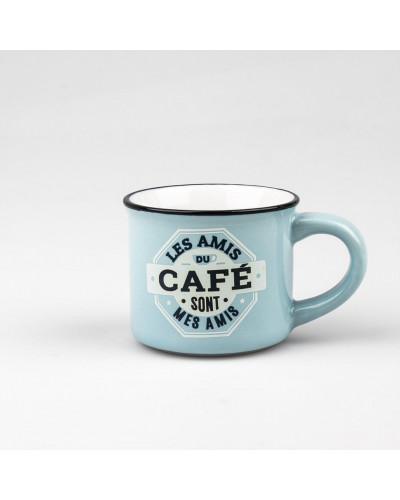 TASSE EXPRESSO AMIS DU CAFÉ