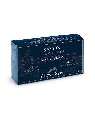 SAVON ROSE ANGLAISE 100 G