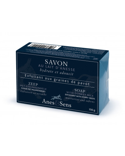 SAVON G/PAVOT 150 G